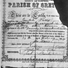 Birth Records of Sylvia Ann Perez